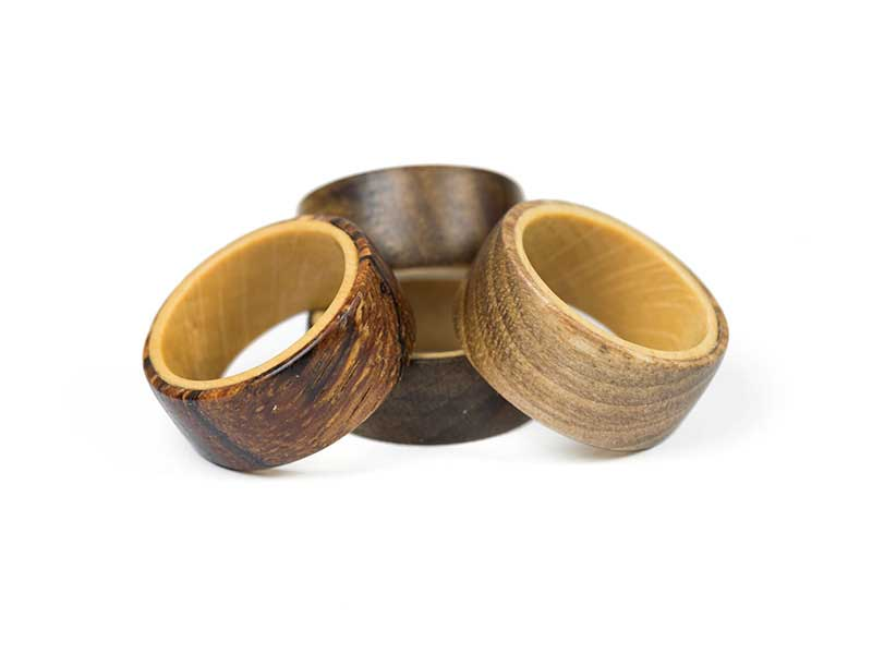 Inel din lemn Simplicity